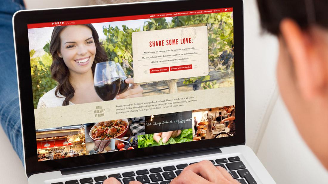 Restaurant Branding Agency
