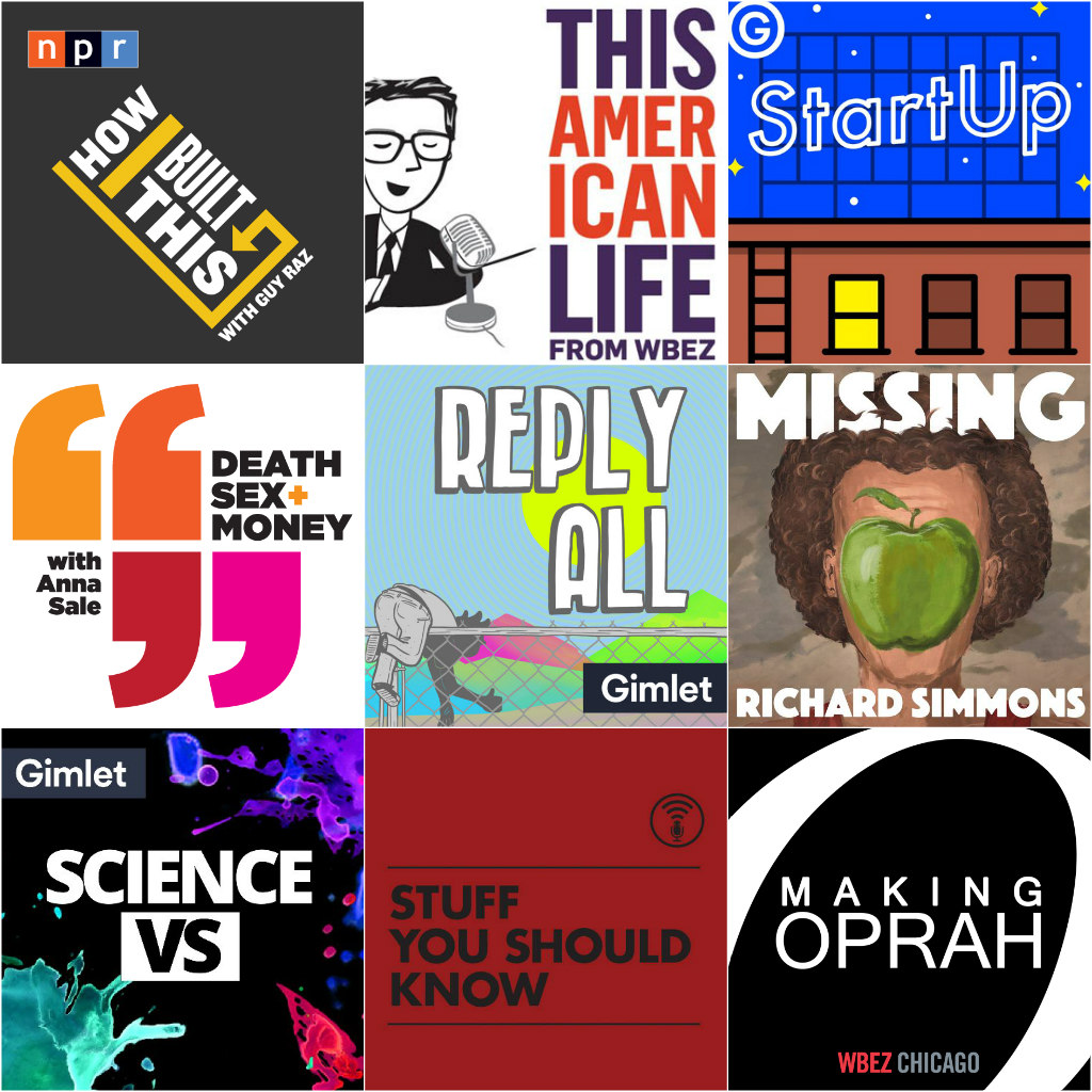best podcasts 2017